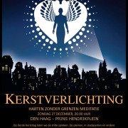 Kerstverlichting Stiltemeditatie Den Haag