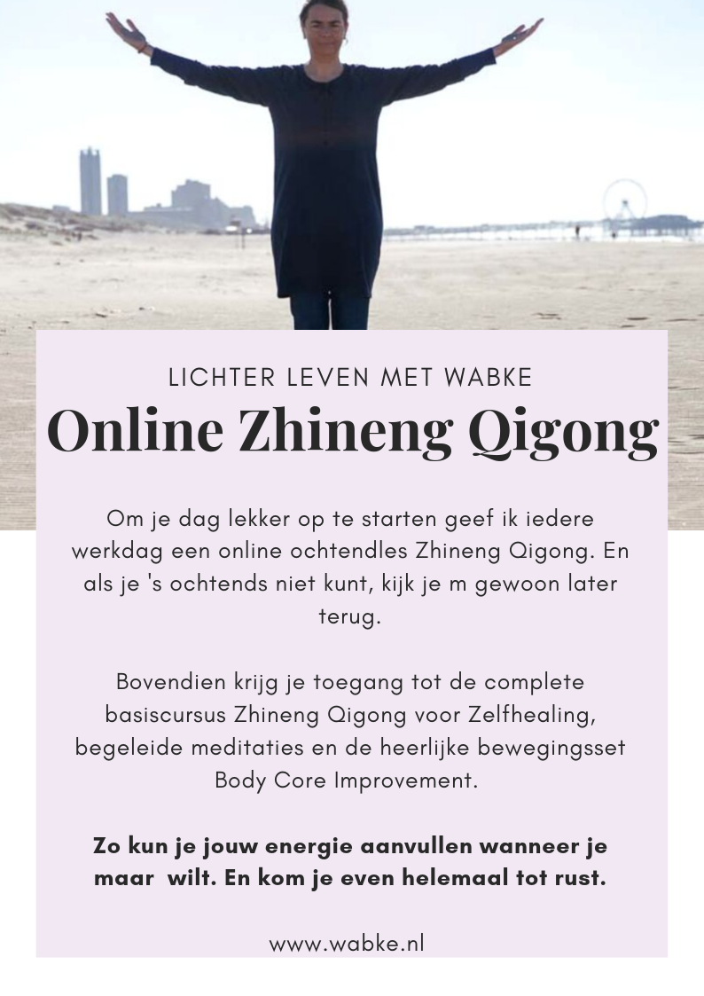 Online Zhineng Qigong