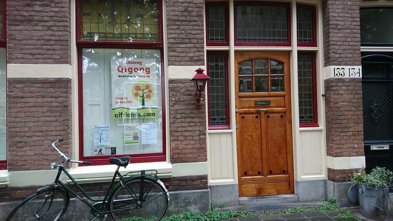 zhineng qigong les den haag In De Bonenrank