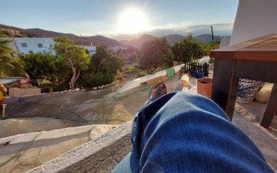 Breng de zon in je leven